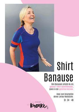 Foto zu Schnittmuster Shirt Der Banause von echt Knorke