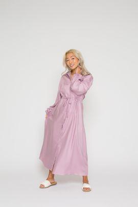 Foto zu Schnittmuster Hemdblusenkleid Lou von Bara Studio