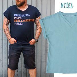Foto zu Schnittmuster Family Shirt Herren von MiToSa-Kreativ