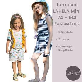 Produktfoto von Sara & Julez für Schnittmuster Lahela Mini
