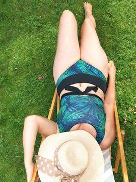 Foto zu Schnittmuster Bikini PETITE Lavandou von SchnittmusterLounge