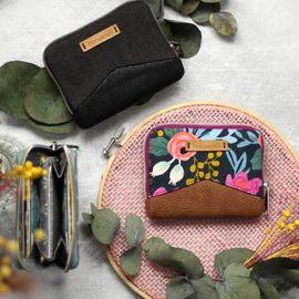 Foto zu Schnittmuster Geldbörse Mini Mynta von Hansedelli