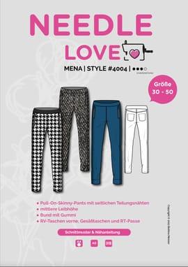 Produktfoto von {NEEDLE LOVE} für Schnittmuster MENAskinnypants