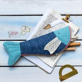 Produktfoto von Von Lange Hand für Schnittmuster Sprotte-Stiftemäppchen