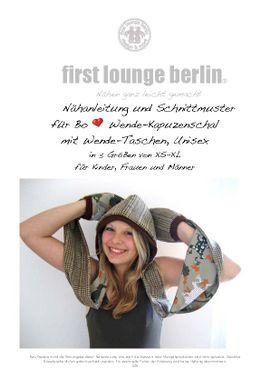 Foto zu Schnittmuster Bo von Firstlounge Berlin