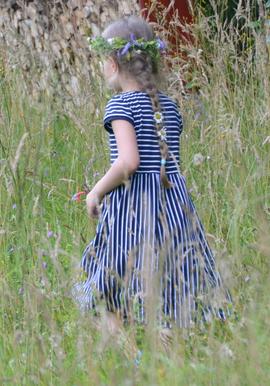 Foto zu Schnittmuster Jerseykleid Lisa von Fabelwald