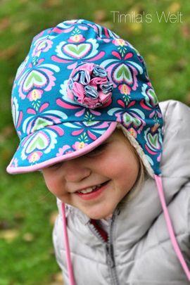 Foto zu Schnittmuster Mütze Kinder - Linna von Meine Herzenswelt