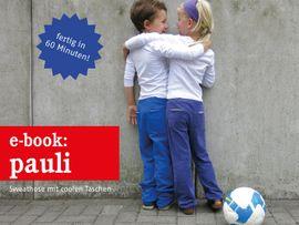 Produktfoto zu Kombi Ebook FRAU PAULI & PAULI Sweathosen im Partnerlook von Anja // STUDIO SCHNITTREIF