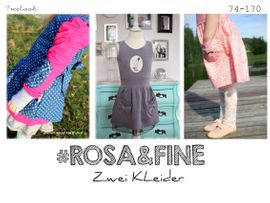 Foto zu Schnittmuster Rosa & Fine von rosarosa