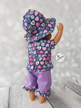 Foto zu Schnittmuster Puppenkleidung 43cm von 73engelchen