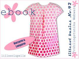 Foto zu Schnittmuster Lillesol basics No. 42 Frühlingstunika Webware von Lillesol & Pelle