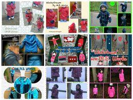 Foto zu Schnittmuster Wintertraum Kids von Minas Design