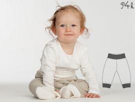Produktfoto zu Kombi Ebook Brio und Lucca Baby Hose und Jacke als Set von mail(at)alessia-altimari.com