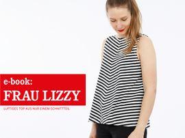Produktfoto zu Kombi Ebook FRAU LIZZY & LIZZY luftige Tops im Partnerlook von Anja // STUDIO SCHNITTREIF