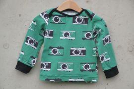 Foto zu Schnittmuster #9 Basic Shirt von Kid5