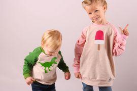 Foto zu Schnittmuster #5 Raglan Sweater von Kid5