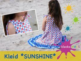Foto zu Schnittmuster Sunshine von klecksMACS