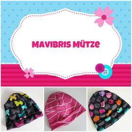 Foto zu Schnittmuster Mavibris Mütze von Mavibri