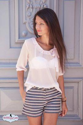 Foto zu Schnittmuster Bluse/Tunika/Kleid Miss Talia von MiToSa-Kreativ