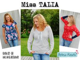 Foto zu Schnittmuster Miss-Talia von MiToSa-Kreativ