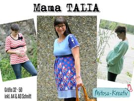 Foto zu Schnittmuster Mama-Talia von MiToSa-Kreativ