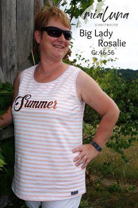 Foto zu Schnittmuster Big Lady Rosalie von mialuna