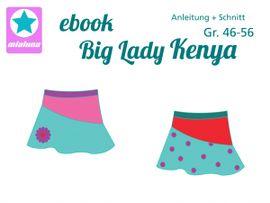Foto zu Schnittmuster Big Lady Kenya von mialuna
