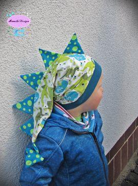Foto zu Schnittmuster Drachenbeanie Cris von Mamilu Design