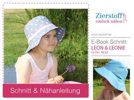 Foto zu Schnittmuster Leon & Leonie von Zierstoff