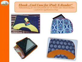 Foto zu Schnittmuster Cool Case for iPad/E-Reader von Caro's Nähseum