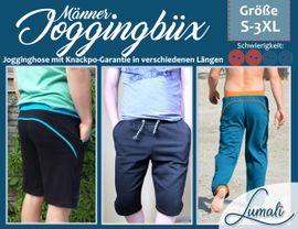 Foto zu Schnittmuster Joggingbüx for Men von Lumali