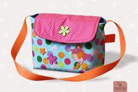 Foto zu Schnittmuster Kindergarten-Tasche Milla von shesmile