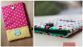 Foto zu Schnittmuster Schutztasche für Tablets und Handys von shesmile