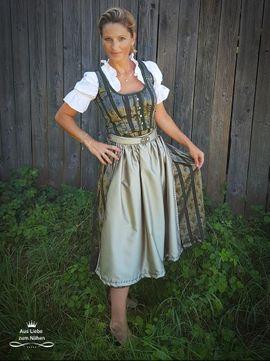 Foto zu Schnittmuster Almrausch Lady von M.B.Work's