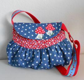Foto zu Schnittmuster Kindertasche Lotta von Frau Schnitte