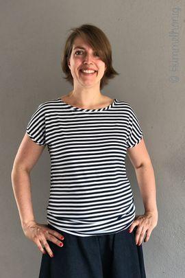 Foto zu Schnittmuster Rom - Damenshirt von Hummelhonig