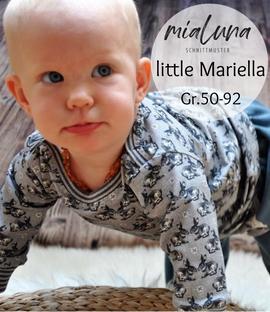 Foto zu Schnittmuster Little Mariella von mialuna