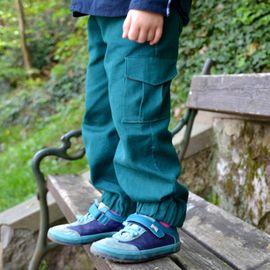 Foto zu Schnittmuster Kinderhose Mix und Moritz von Fabelwald