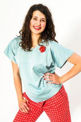 Foto zu Schnittmuster Bluse Mathilde  von SO Pattern