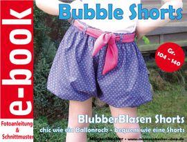 Foto zu Schnittmuster Bubble Shorts von Märzenbecher