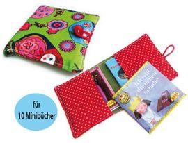 Foto zu Schnittmuster Minibuch-Tasche von Märzenbecher