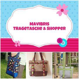 Foto zu Schnittmuster Mavibris Tragetasche und Shopper von Mavibri