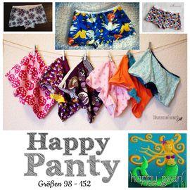 Foto zu Schnittmuster Happy Panty von Happy Pearl
