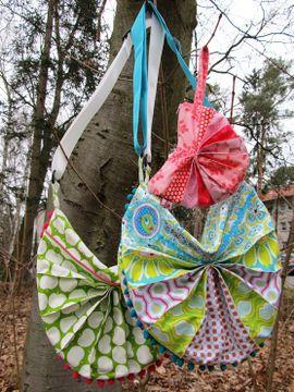Foto zu Schnittmuster Schneckentasche von I'm sew happy!
