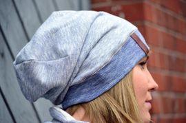 Foto zu Schnittmuster RatzFatz Beanie von textilsucht