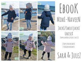 Foto zu Schnittmuster Mini-Naveen von Sara & Julez