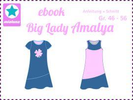 Foto zu Schnittmuster Big Lady Amalya von mialuna