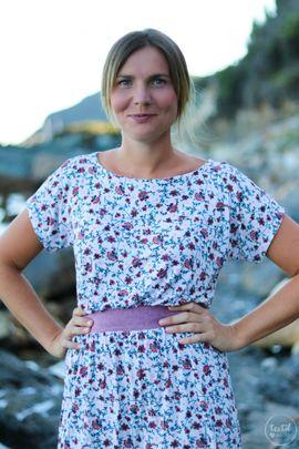 Foto zu Schnittmuster Sommerkleid Federleicht von textilsucht