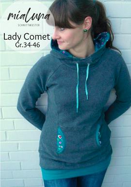 Foto zu Schnittmuster Lady Comet von mialuna