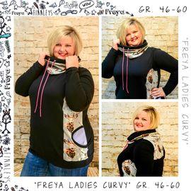 Foto zu Schnittmuster Freya Ladies Curvy von Finnleys